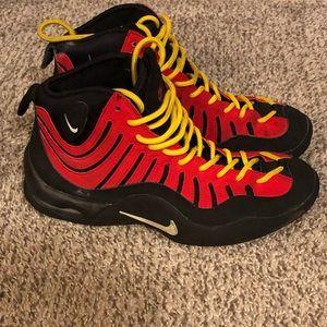 Nike Air Bakin (AKA Mitch Richmond's)